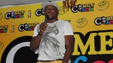 "Photo of Photos: Samini, DKB, Kofi Kinaata, Foster Romanus, Ajeezay & Others At ""Comedy Fiesta"""