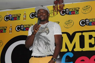 "4 - Photos: Samini, DKB, Kofi Kinaata, Foster Romanus, Ajeezay & Others At ""Comedy Fiesta"""