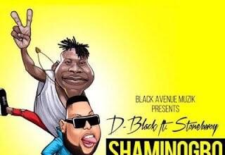 Photo of D-Black - Shaminogbo ft. StoneBwoy (Prod By DJ Breezy)