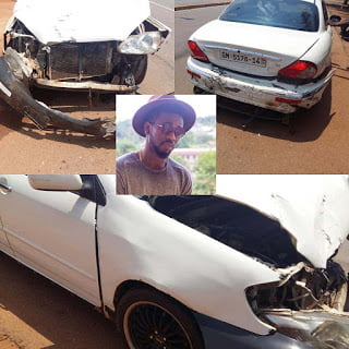 Photo of Bisa Kdei involved in a fatal accident