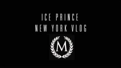 Photo of Video: Ice Prince's Vlogs: New York