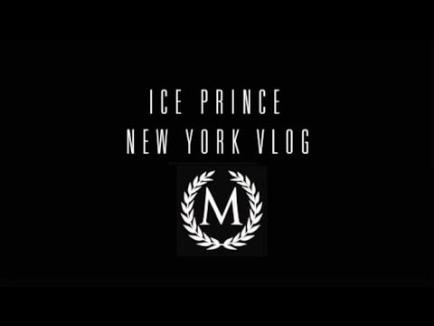 0 11 - Video: Ice Prince's Vlogs: New York