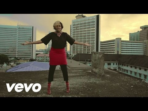 0 26 - Waje - Left For Good ft. Patoranking | Video