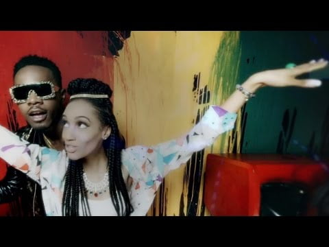 Photo of Di'Ja ft. Patoranking – Falling For You | Video +Mp3 Download