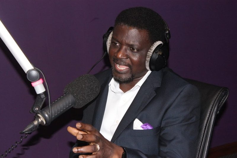 Idon27tknowwhatvoiceOforiAmponsahheard Agyinasare - Ofori Amponsah should have been properly prepared and mentored - Agyinasare