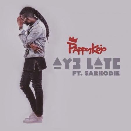 Photo of Lyrics: Pappy kojo ft. Sarkodie – Ay3 late