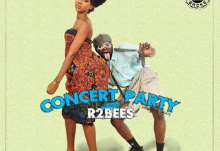 Photo of R2bees - Concert Party (Prod. by Killbeatz) | Mp3