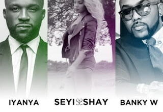 Photo of Seyi Shay - Right Now Remix ft Banky W, Iyanya (Original Version)