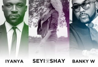 Photo of Seyi Shay ft. Banky W x Iyanya – Right Now (Remix)   {Music Mp3}
