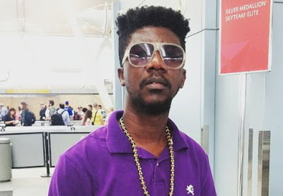Tic Tac describes Shatta Wale's comment on his GH One TV walk-off 'childish'