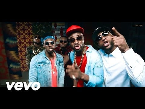 0 15 - Harrysong - Reggae Blues ft. Olamide, Iyanya, Kcee, Orezi (Official Video)