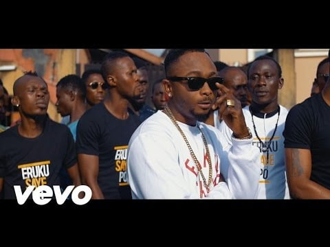 0 33 - Sean Tizzle - Eruku Sa' Ye Po (Official Video)
