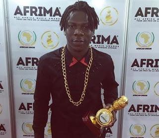 Stonebwoy and Wiyaala  takes home AFRIMA 2015 Awards