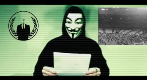 TechNews: Expect massive cyber attacks, War is declared, Anonymous warn ISIS