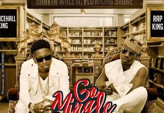 Photo of Shatta Wale Ft. Flowking Stone Go Mingle (Prod. by K.C Beatz)