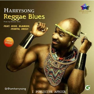 Harrysong - Reggae Blues (Even your boo get a boo)