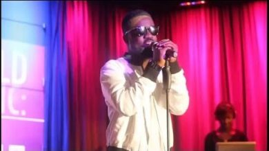 Photo of Watch: Sarkodie – Freestyle at The Grammy Museum