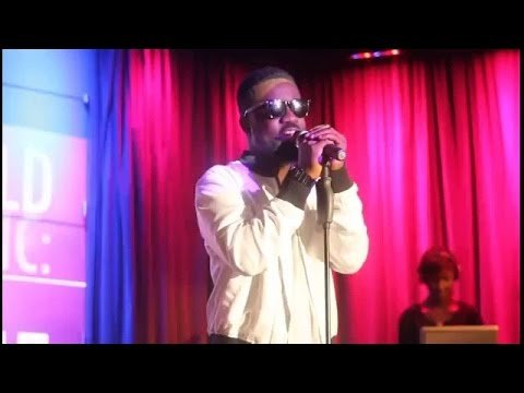 0 15 - Watch: Sarkodie - Freestyle at The Grammy Museum