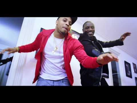 0 27 - B Red - Cucumber  ft. Akon (Official Video)