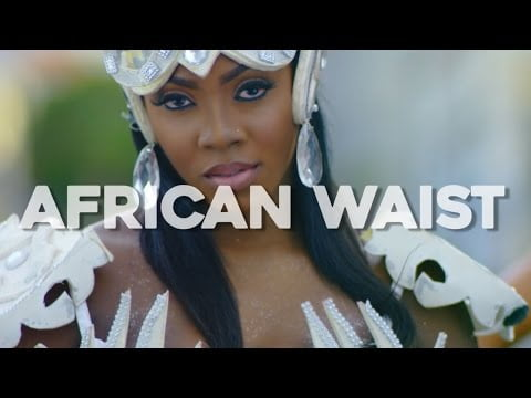 Photo of Tiwa Savage - African Waist (Video +Mp3 Download)