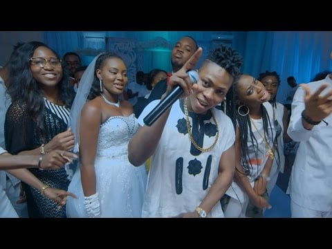 Reekado Banks - Sugar Baby (Official Video)