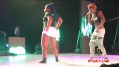 Photo of What a WOW! Wisa Greid Removes longtin! On Stage
