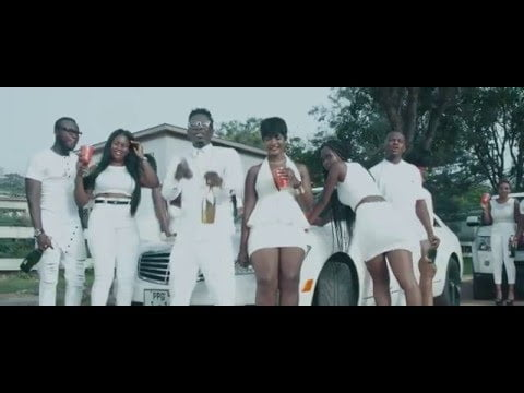 0 7 - Video: Shatta Wale - Krom Ayer Shi (Town Make Hot) +Download