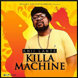 KniiLante KillaMachine - Knii Lante - Killa Machine (Prod by Genius Selection)