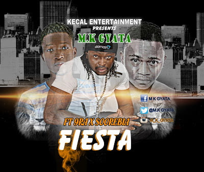 M.K Gyata fiesta ft. one9ra & Soorebia