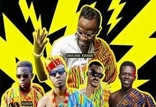 Photo of Okyeame Kwame – Ksi Boyz ft. Strongman, Stone & Cabum