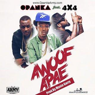 Photo of Opanka ft. 4X4 - Awoof Apae (Prod.by Garzy)