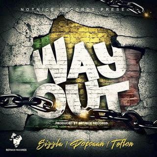Photo of Popcaan – Way Out ft. Sizzla & Teflon   Dancehall Hitz