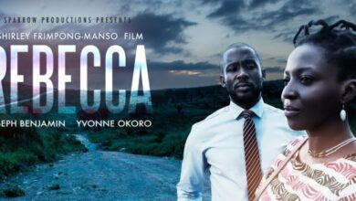 "Photo of Shirley Frimpong Manso to premiere new movie ""Rebecca"""