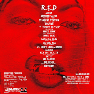 Photo of Tiwa Savage - Standing Ovation ft. Olamide | R.E.D Album 2015