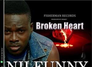 Photo of Yoo Ko Ebrekimi (Broken Heart) – Nii Funny ft. Spanky