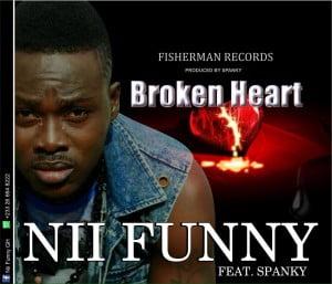 YooKoEbrekimi28BrokenHeart29 NiiFunnyft.Spanky - Yoo Ko Ebrekimi (Broken Heart) - Nii Funny ft. Spanky
