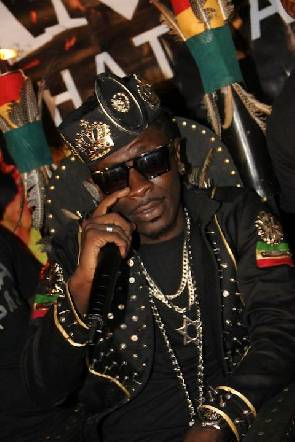 Photo of I'm the Oseikrom President - Shatta Wale