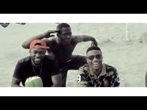 0 8 - Legendury Beatz ft. Wizkid #OJE (VIRAL VIDEO)