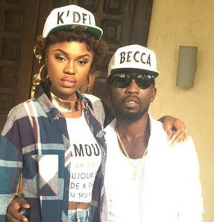 Becca and Bisa Kdei in the news Again! Shocking, See what they did...