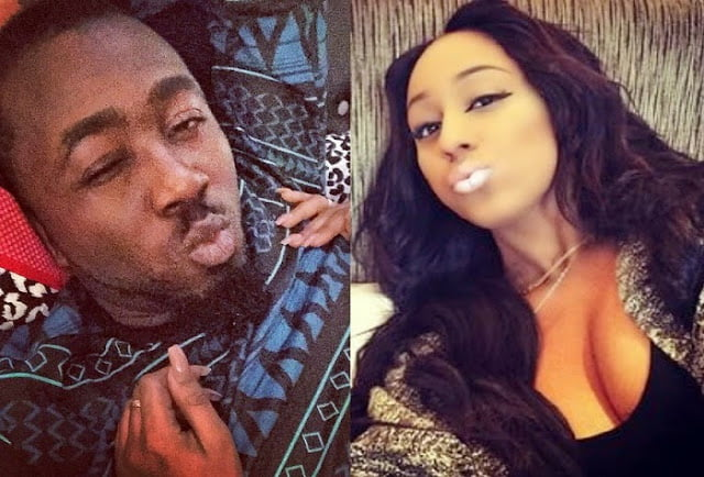 Photo of Ice Prince's Girlfriend 'MAIMA' Speaks 'Its free trips and who is better in bed that matters sometimes'