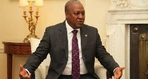 Photo of My friend Owes Gh¢1000 ECG bills – Mahama