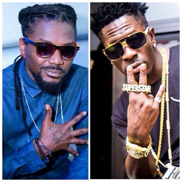 Photo of Shatta Wale & Samini resolve differences, hint of collabo | BlissGh Buzz