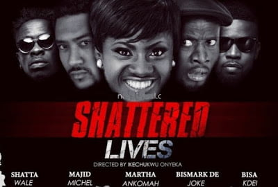 "Photo of Shatta Wale to Premiere first Movie ""Shattered Lives"", invites all Movie Stars"