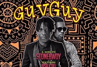 Photo of Stonebwoy ft. Bisa Kdei – Guy Guy