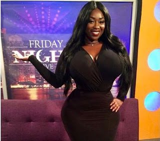 """Photo of TV Personality """"Peace Hyde"""" for """"International Business Woman of the year"""""""
