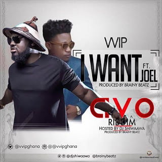 Photo of VVIP – I Want ft. Joel (AVO Riddim Hosted by DJ Shiwaawa)