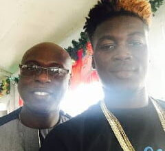 Photo of Wisa Greid goes gospel with DSP Sarpong | Bliss Gh Xclusives