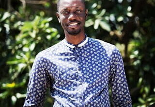 Photo of Ameyaw Debrah looks for love, Just helping