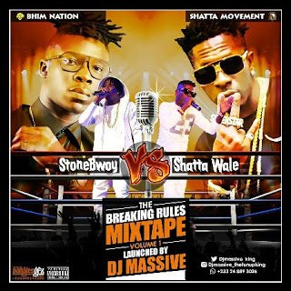 Djmassive ShattaWalevs.Stonebwoy - Djmassive - Shatta Wale vs. Stonebwoy Vol.1 | Best Ghana Dancehall Mixes