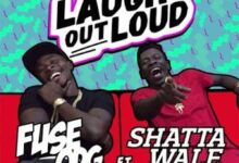 Photo of Music: Fuse ODG ft. Shatta Wale – Laugh Out Loud (Prod. Killbeatz)